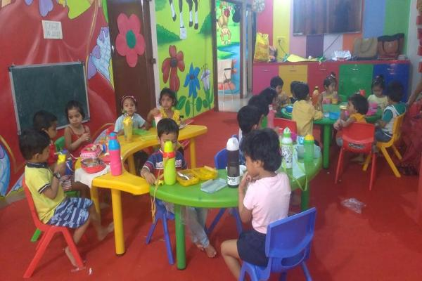 Pre Primary School in Bhopal - MKH